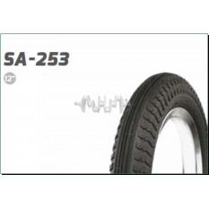 Велосипедная шина   12 * 1/2 * 2 1/4   (62-203)   (SA-253 блины)   Delitire-Индонезия   (#LTK)