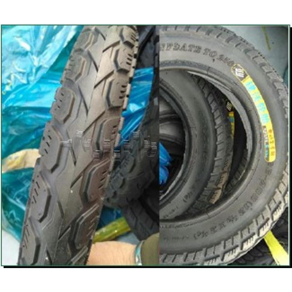 Велосипедная шина   12 * 1/2 * 2 1/4   (62-203)   (широкая SUPER Е-type усиленная)   LTK