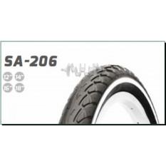 Велосипедная шина   14 * 1,75   (47-254)   (SA-206)   Delitire-Индонезия   (#LTK)