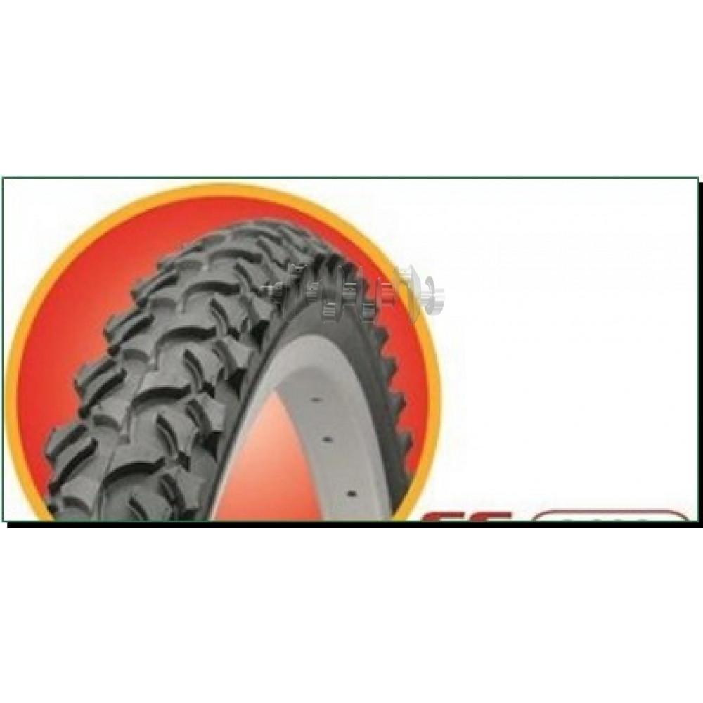 Велосипедная шина   16 * 2,10   (СС-8102 косичка)   DURRO-Китай   (#LTK)