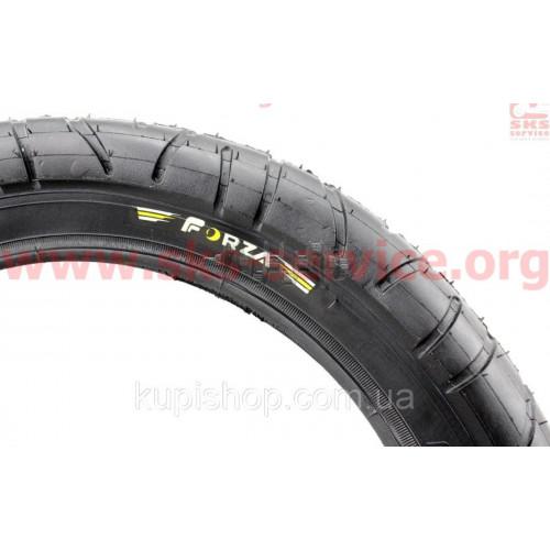 Велосипедная шина   16 * 2,125   (S-210B)   (чёрная с этикеткой )   LTK