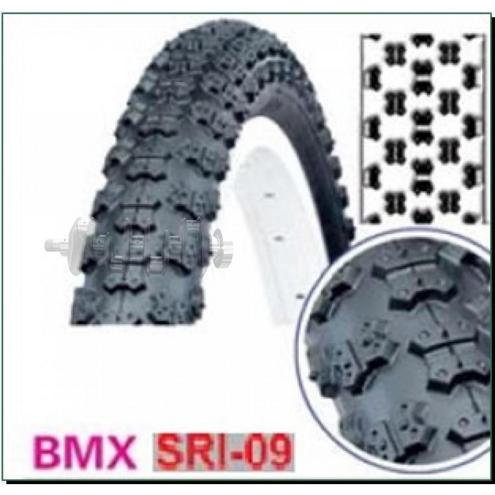 Велосипедная шина   16 * 2,125   (SRI-09)   DSI-Шри Ланка   (#LTK)