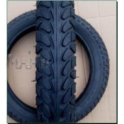 Велосипедная шина   16 * 2,50   (усиленная широкая)   LTK
