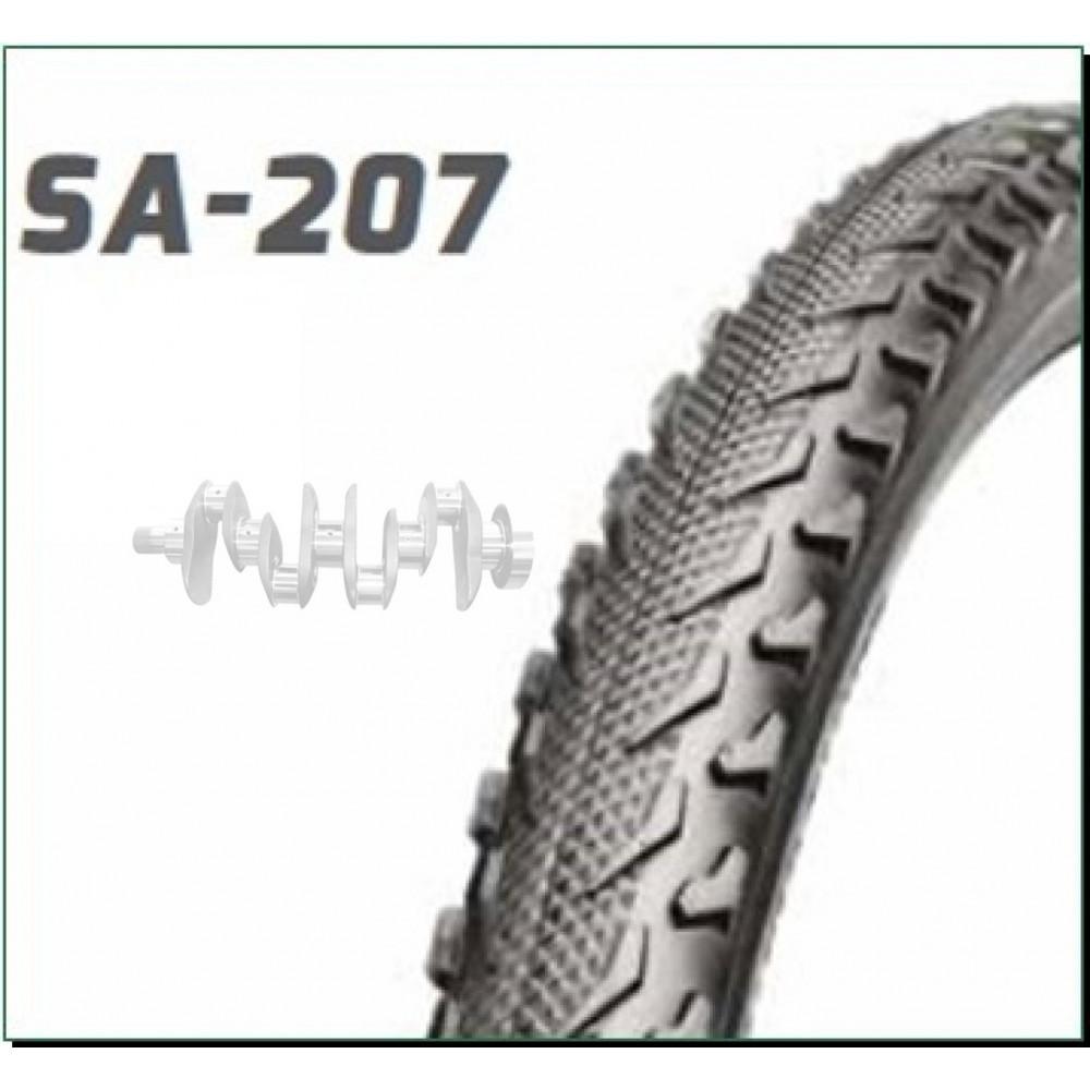 Велосипедная шина   18 * 1,75   (SA-207)   Delitire-Индонезия   (#LTK)