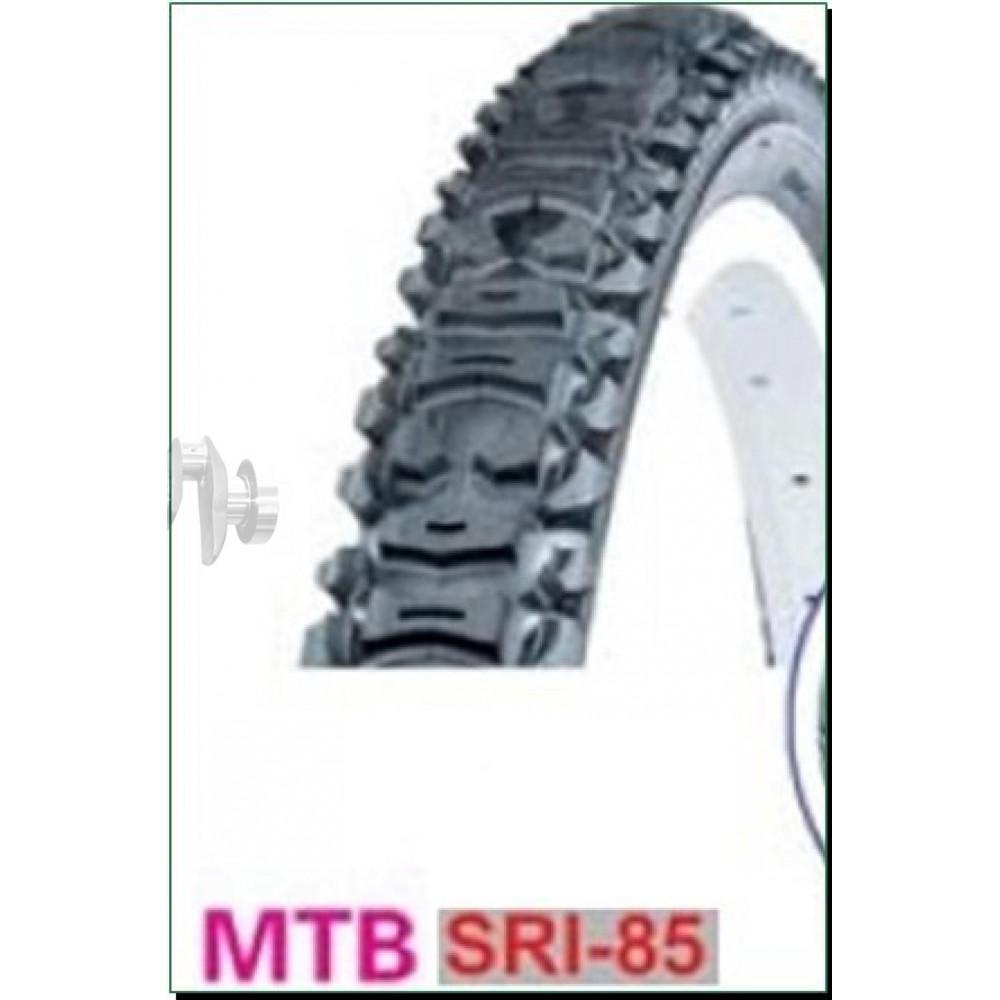 Велосипедная шина   18 * 1,90   (SRI-85)   DSI-Шри Ланка   (#LTK)