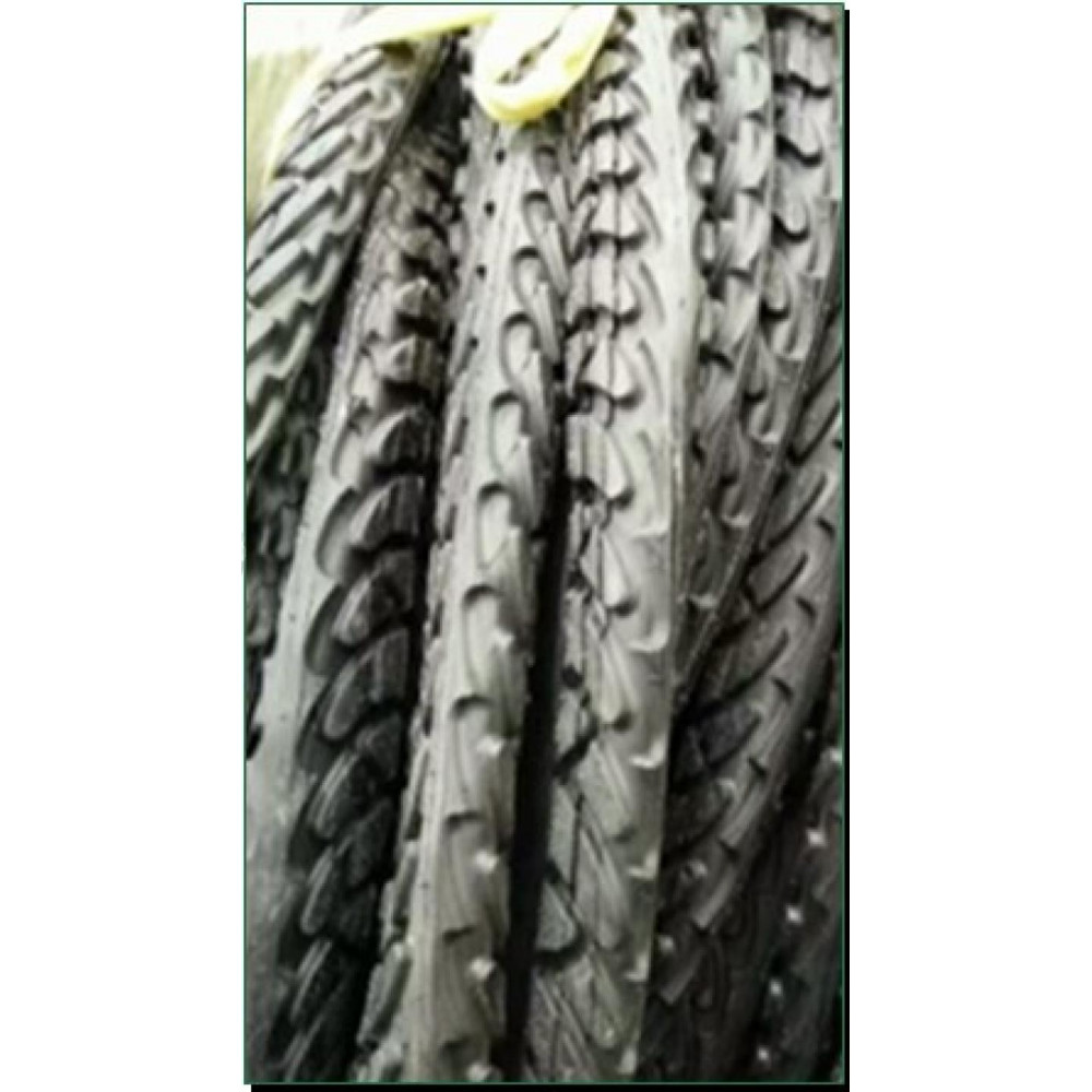 Велосипедная шина   18 * 2,125   (широкая Е-type усиленная)   LTK