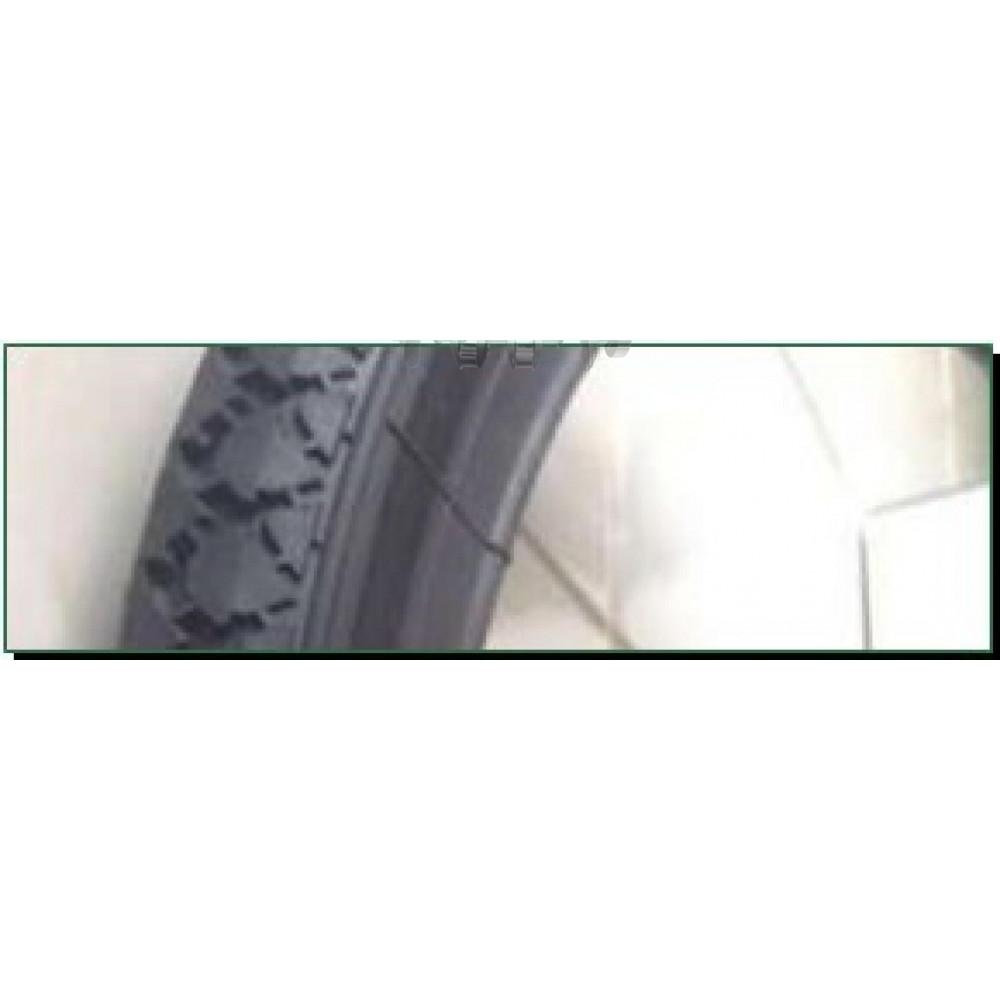Велосипедная шина   20 * 1,75   (40-406)   (КАМА лысая)   KAMA/URAL(Индия)   (#LTK)