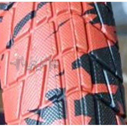 Велосипедная шина   20 * 2,125   (BLUE/ RED)   (Индия)   RALSON   (#RSN)