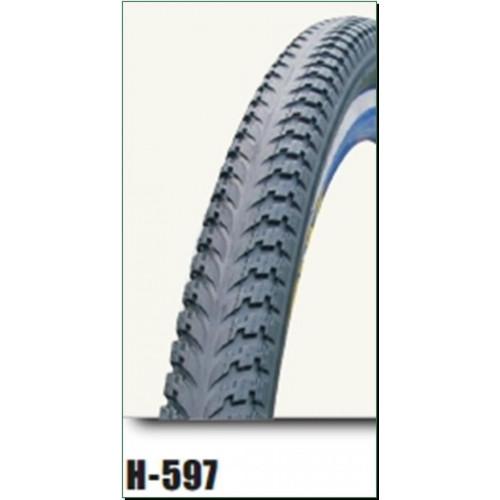 Велосипедная шина   20 * 2,215   (H-597 Ёлка)   Chao Yang-Top Brand   (#LTK)