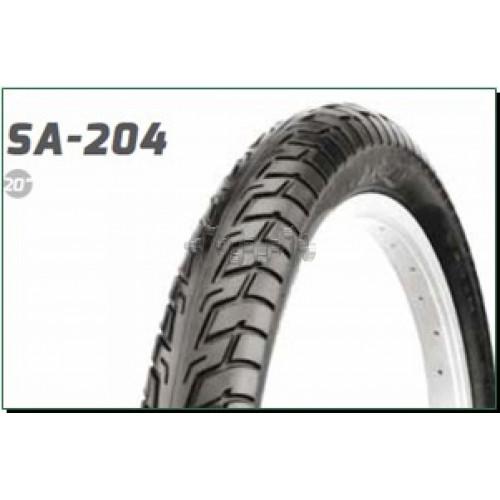 Велосипедная шина   20 * 2,30   (SA-204 широкая)   Delitire-Индонезия   (#LTK)