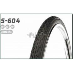 Велосипедная шина   24 * 1 3/8   (37-540)   (Серая Н-435)   Chao Yang-Top Brand   (#LTK)