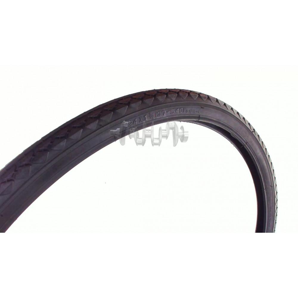 Велосипедная шина   24 * 1 3/8   (37-540)   Deestone   (#SVT)