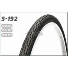 Велосипедная шина   24 * 1,00   (23-540)   (Чёрная узкая (покр+камера)   Mareli   (#LTK)