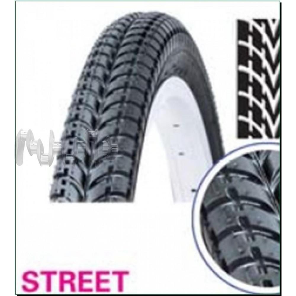 Велосипедная шина   24 * 1,75   (SRI-75 ёлочка)   DSI-Шри Ланка   (#LTK)