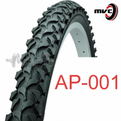 Велосипедная шина   24 * 2,125   (АР-001)   (Таиланд)   GR