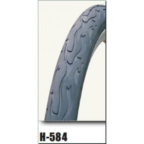 Велосипедная шина   24 * 2,125   (Н-584  пламя)   Chao Yang-Top Brand   (#LTK)