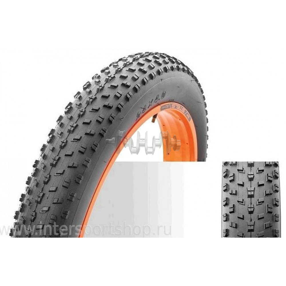 Велосипедная шина   24 * 4,00   (H-5176)   (Chao Yang)   LTK
