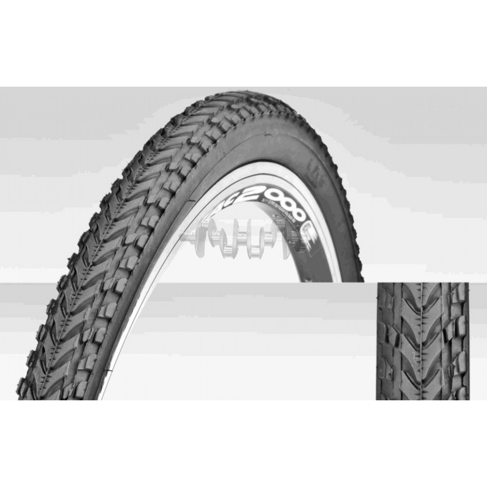 Велосипедная шина   26 * 1,50   (SA-226)   Delitire-Индонезия   (#LTK)