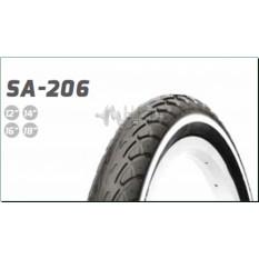 Велосипедная шина   26 * 1,75   (SA-206)   Delitire-Индонезия   (#LTK)