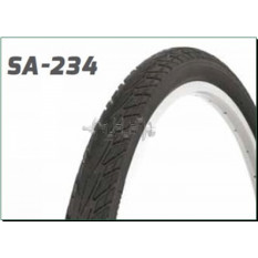 Велосипедная шина   26 * 1,75   (SA-234 Blue strip)   Delitire-Индонезия   (#LTK)