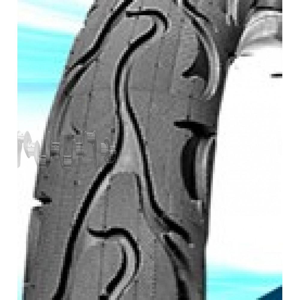 Велосипедная шина   26 * 1,95   (Flame) (R-4905)   RALSON   (Индия)   (#RSN)