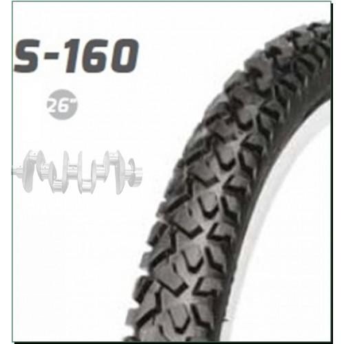 Велосипедная шина   26 * 2,00   (S-160)   Delitire-Индонезия   (#LTK)
