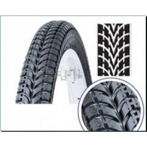 Велосипедная шина   26 * 2,00   (SRI-75 Blue strip ёлка)   DSI-Шри Ланка   (#LTK)