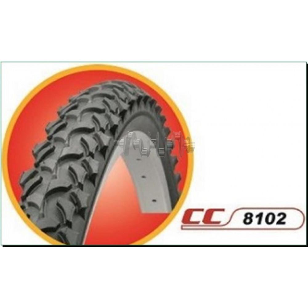 Велосипедная шина   26 * 2,10   (СС-8102 косичка)   DURRO-Китай   (#LTK)
