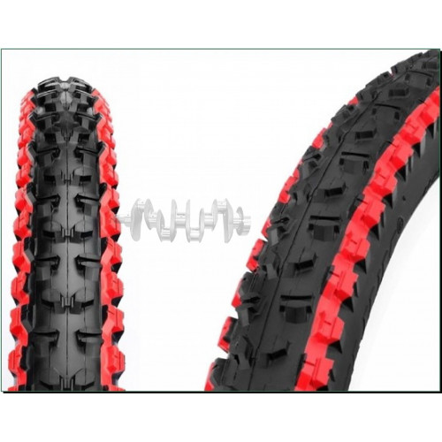 Велосипедная шина   26 * 2,50   (SA-239)   Delitire-Индонезия   (#LTK)