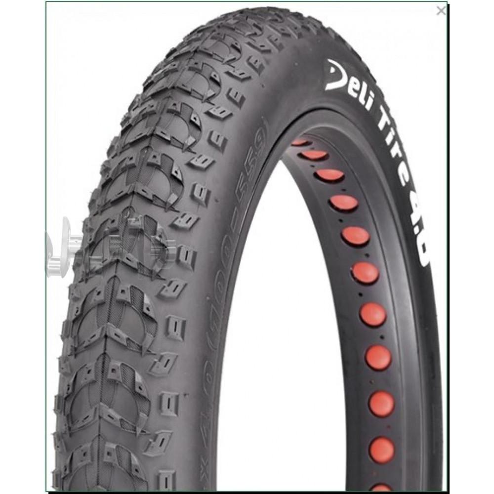 Велосипедная шина   26 * 4,00   (SA-280)   Delitire-Индонезия   (#LTK)