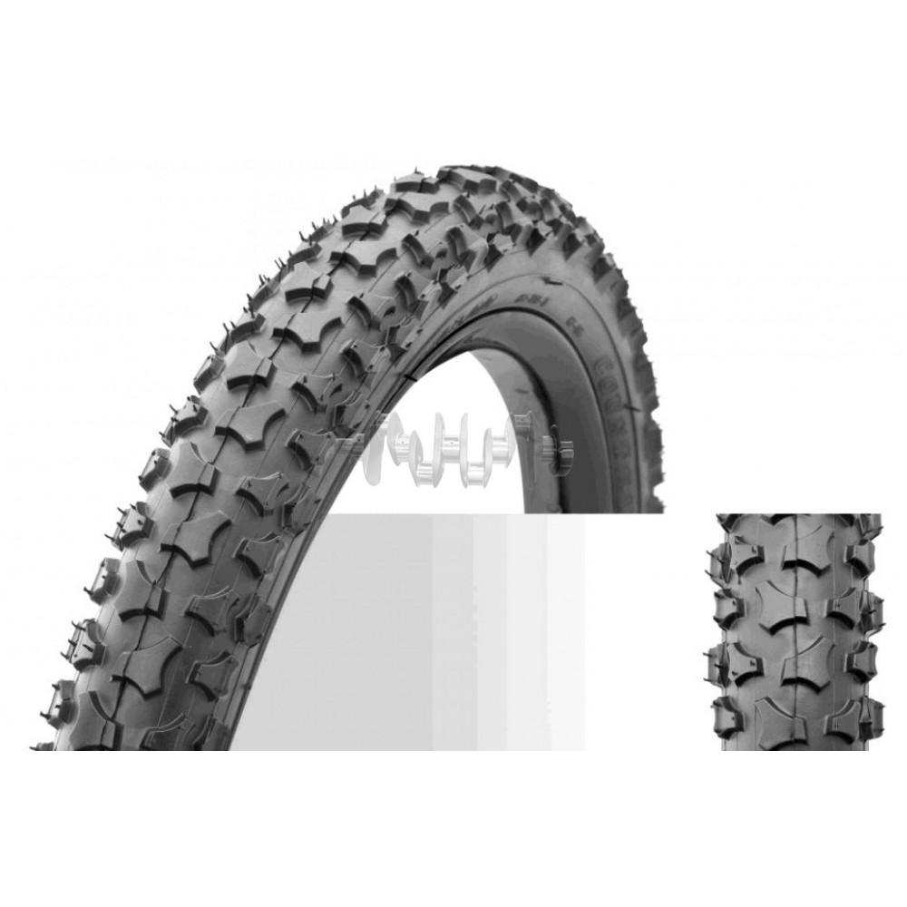 Велосипедная шина   27 * 1 1/4   (32-630)   SRI-11 Н-429 SA-237 S-145   Delitire-Индонезия   (#LTK)