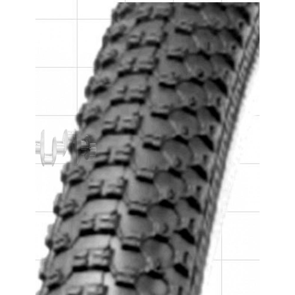 Велосипедная шина   27,5 * 2,10   (SA-263  STICKER с этикеткой)   LTK