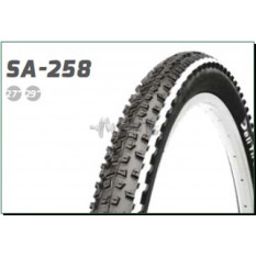 Велосипедная шина   27,5 * 2,25   (57-584)   SA-258 LABEL CARD   Delitire-Индонезия   (#LTK)