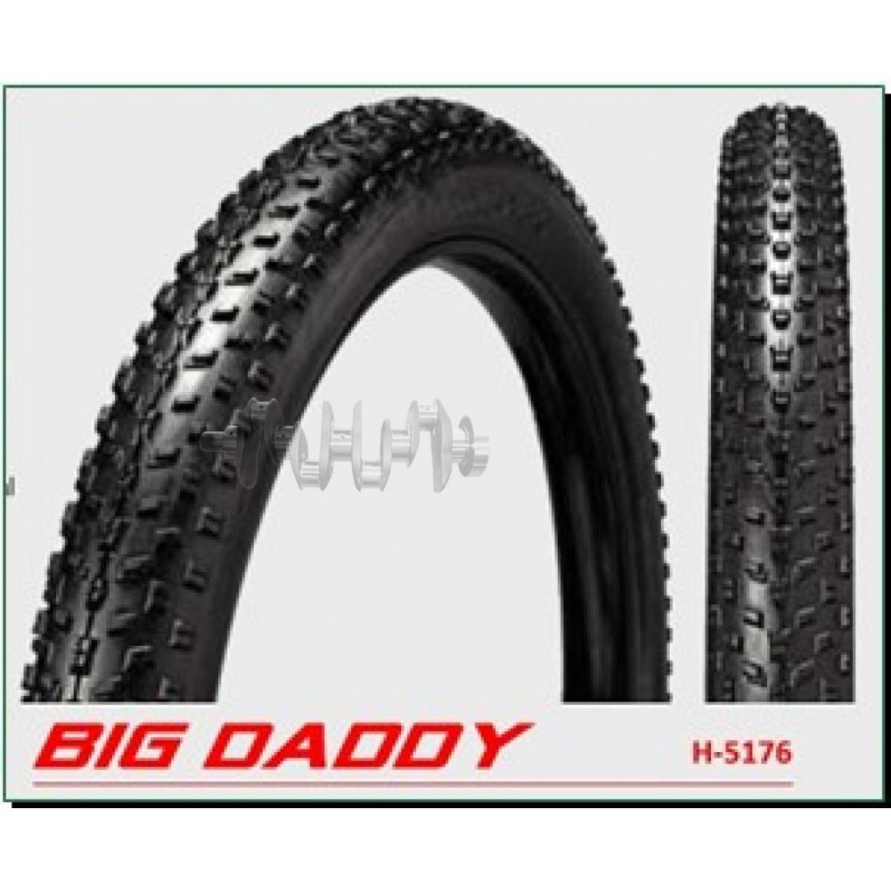 Велосипедная шина   27,5 * 3,00   (H-5176 60TPI W113092)   Chao Yang-Top Brand   (#LTK)