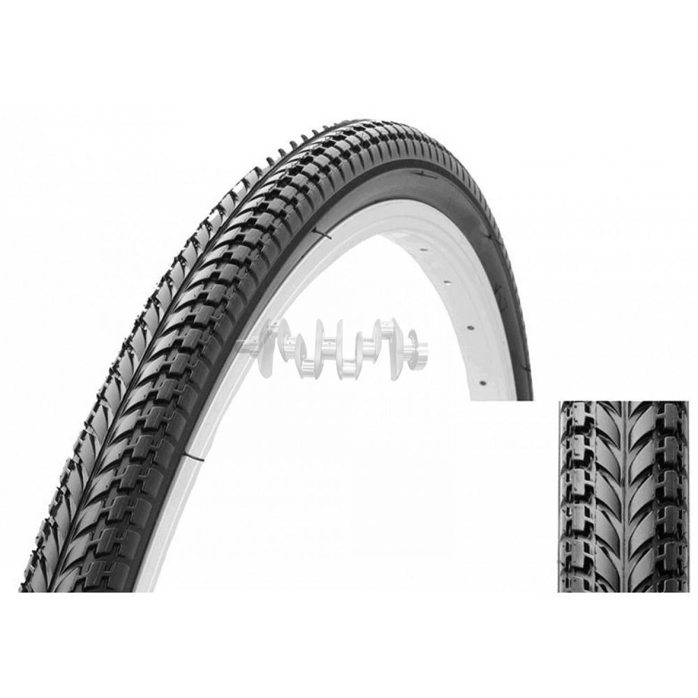 Велосипедная шина   28 * 1,25   (700 * 32C) (32-622)   (S-192 Blue strip)   Delitire-Индонезия   (#L