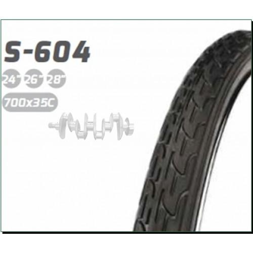 Велосипедная шина   28 * 1,40   (700 * 35C) (37-622)   (S-604)   Delitire-Индонезия   (#LTK)