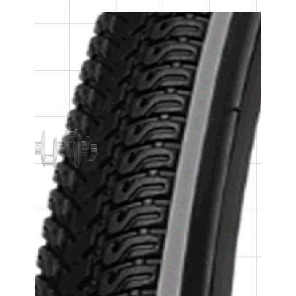 Велосипедная шина   28 * 1,40   (700 * 35C) (R-3152)   RALSON   (Индия)   (#RSN)