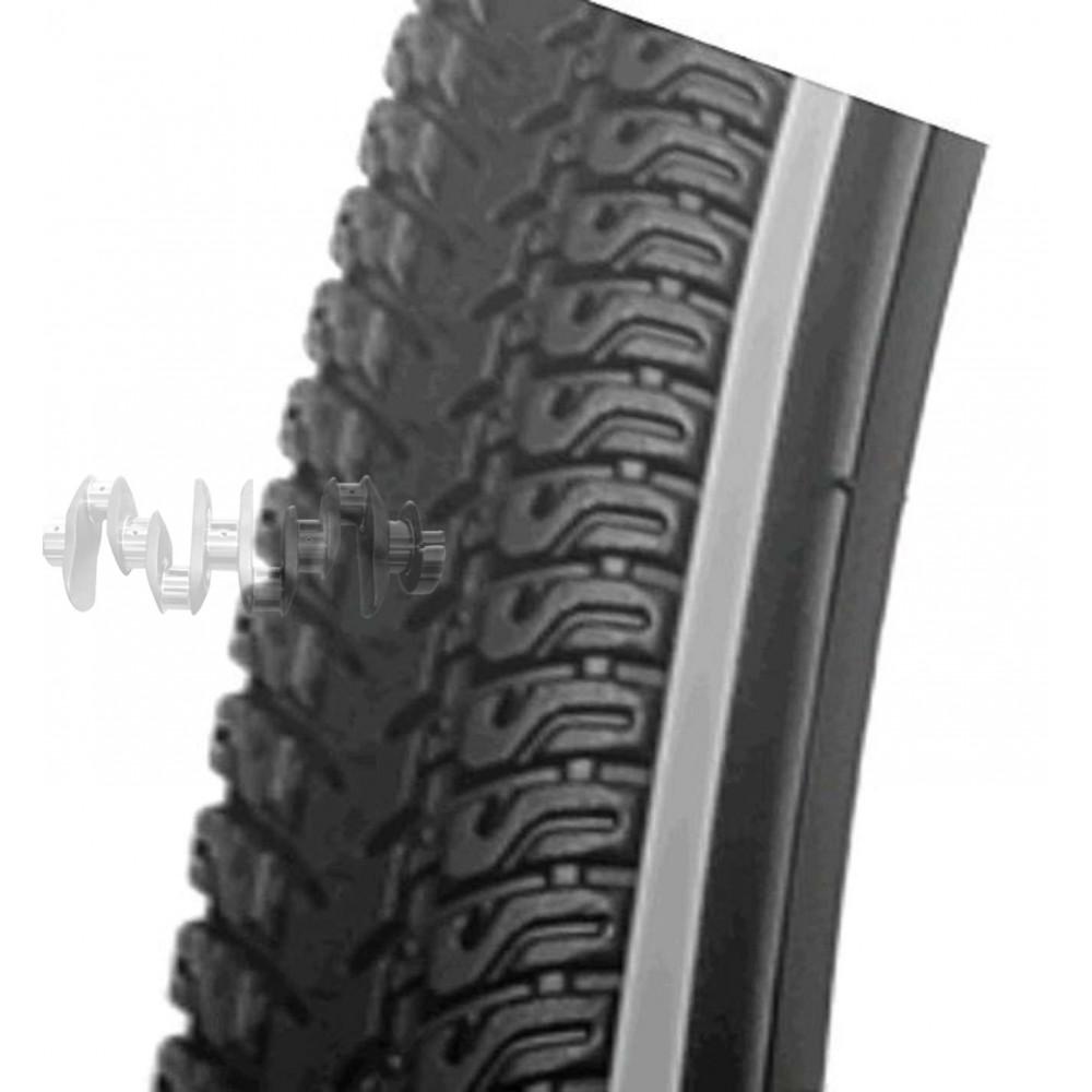 Велосипедная шина   28 * 1,60   (700-38c) (R-3152)   RALSON   (Индия)   (#RSN)