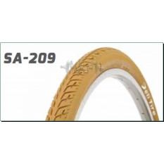 Велосипедная шина   28 * 1,75   (47-622)   (S-209 Red strip)   Delitire-Индонезия   (#LTK)