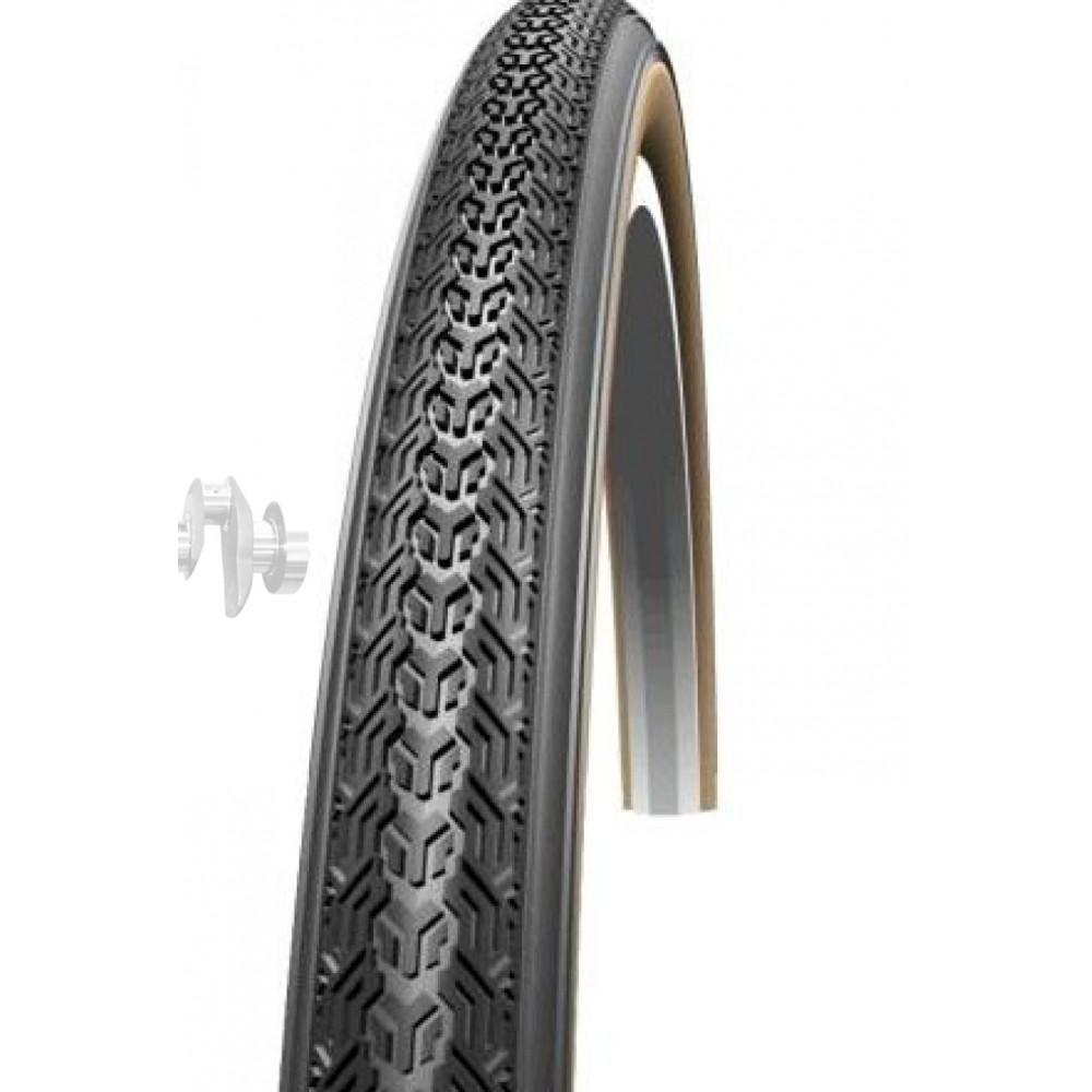 Велосипедная шина   28 * 1,75   (47-622)   (SA-234 Red strip)   Delitire-Индонезия   (#LTK)