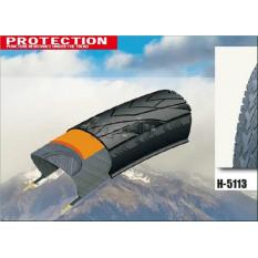 Велосипедная шина   28 * 1,75   (47-622)   (Н-5113 АНТИПРОКОЛ 5 Level 5mm Rhino skins,Стрела)   Chao