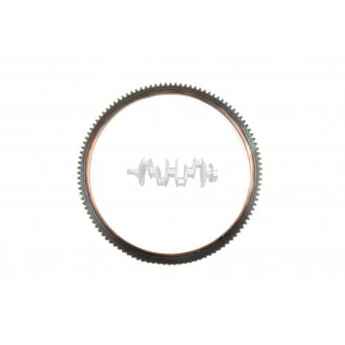 Венец маховика м/б   186F   (9Hp, 110 зубов)   ST