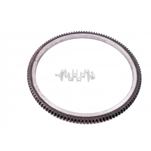 Венец маховика м/б   190N/195N   (12/15Hp, Z-118, D-360mm)   ST
