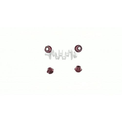 Втулка штанги   (косая)   (4шт)   МТ, ДНЕПР   (красная)   SKY
