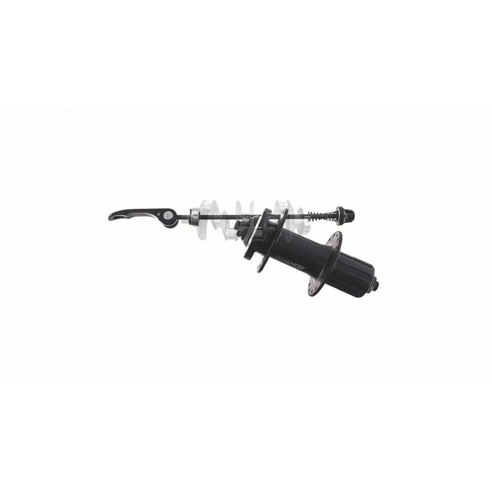 Втулки велосипедные   (под трещетку, крепление эксцентрик)   YKX   (mod.A)
