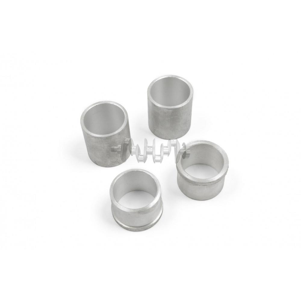 Втулки передней вилки   (компл)   МИНСК   (алюминий)   RZ
