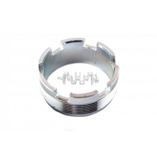 Гайка глушителя   (корончатая)   ЯВА 350   (Тайвань)   VCH