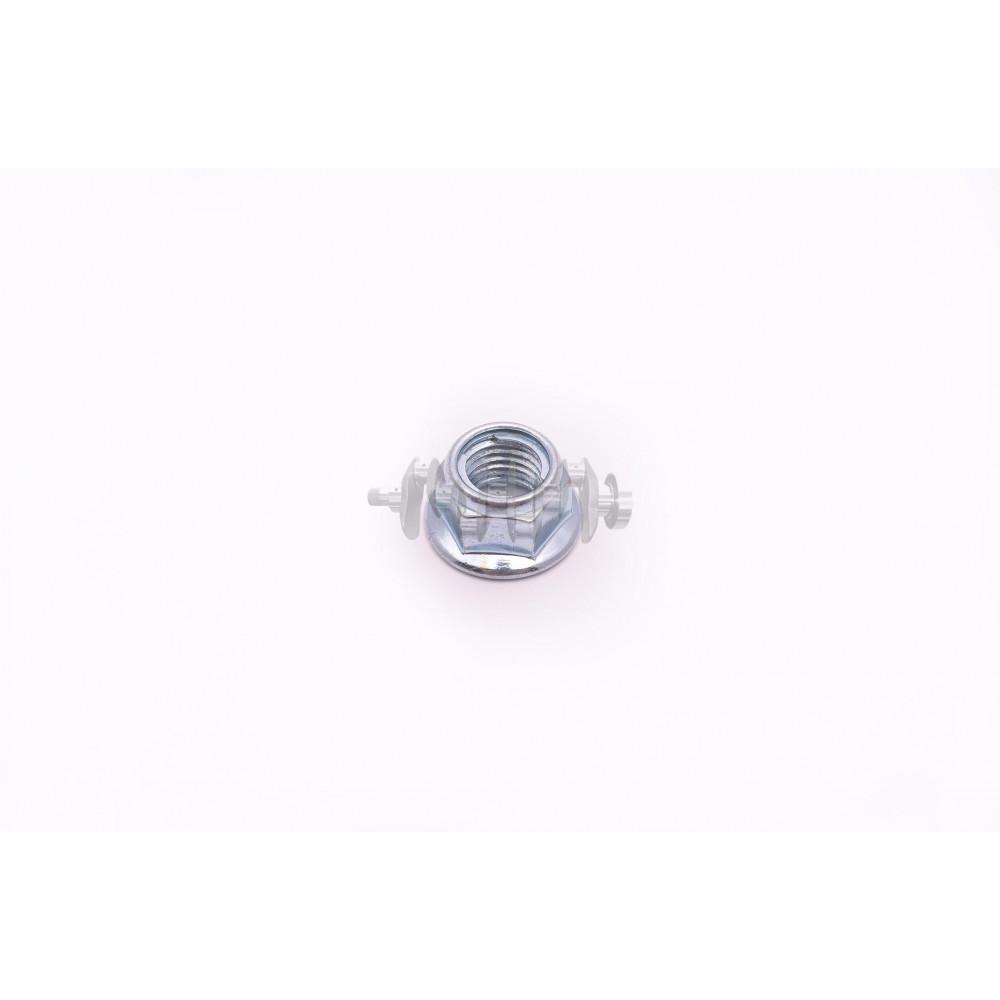 Гайка М10 х 1,25   (вариатора со стопорным кольцом)   SHUK
