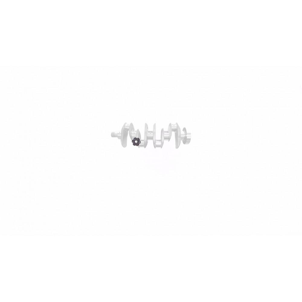 Гайка шестерни сцепления веломотора   KOMATCU   (mod.A)
