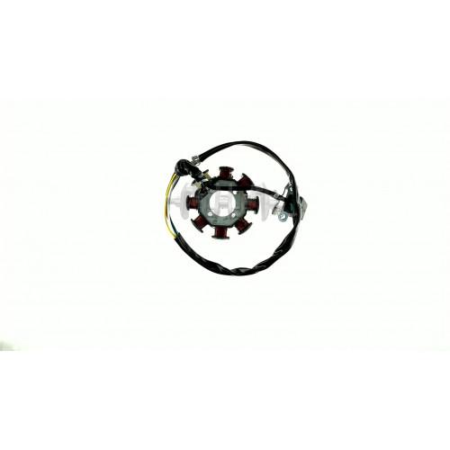 Генератор (в сборе)   (CG/CB150-200 Вайпер (3 отверствия)   ZV
